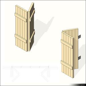 rfa window shutter