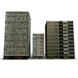 buildings 4 3ds