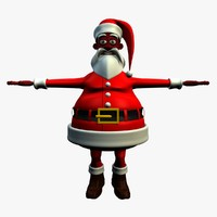 joe santa claus 3d 3ds