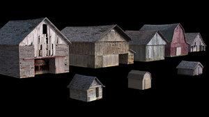 max background shacks