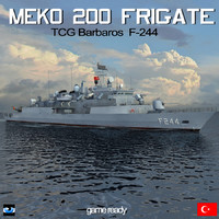 MEKO 200 FRIGATE