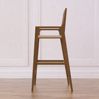 Timber bar Stool(1)