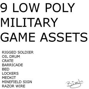 3d assets games