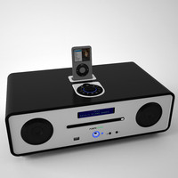 RUARKAUDIO R4i integrated music system with Ipod
