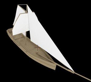 pirate sloop 3ds