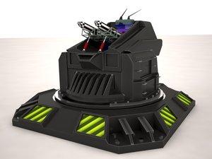 turret belhor s