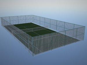 field tennis max
