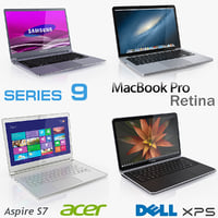 Ultrabook collection 2012 - 2013