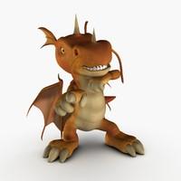 baby dragon rig