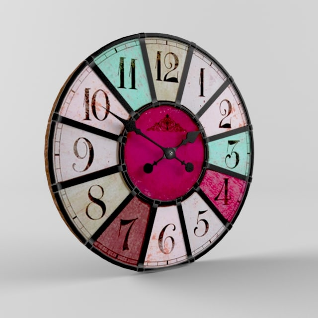 max couch house clock