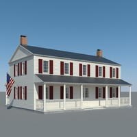 Colonial House 3