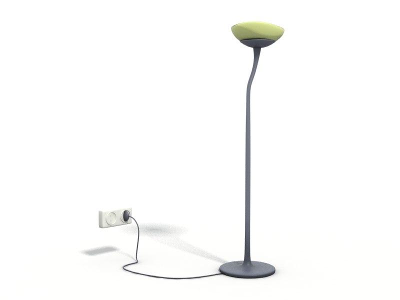 max cartoon lamp
