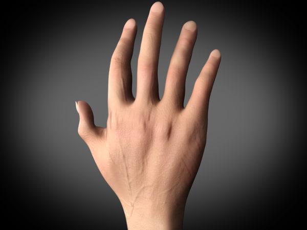 max hand s