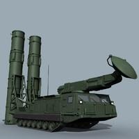 3d model a-b giant telar