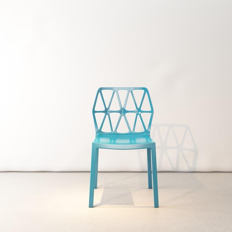 chair shadow max