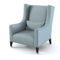 Softhouse Amarillis Wing Armchair