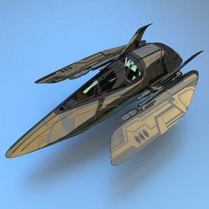 3d ultra fighter