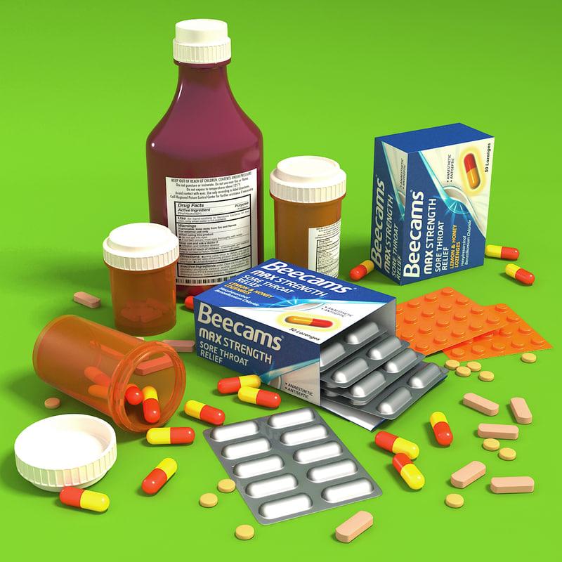 max drugs