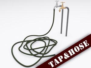 3d tap hose
