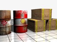 Barrel & Box