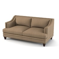 Baker 18260 18355 6307-75 Dauphine Sofa The Jacques Garcia