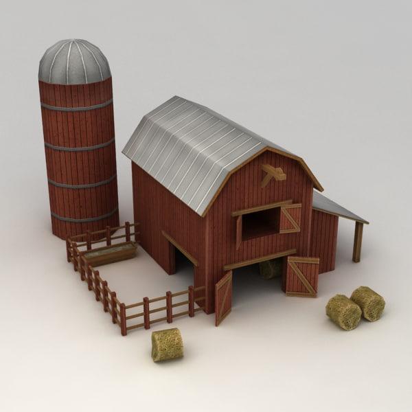farm 3d max