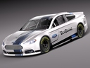ford stock car 3D models
