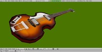 paul hofner bass lwo