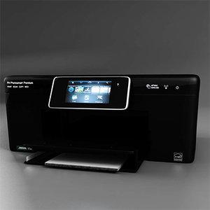 3d multifunction printer scanner