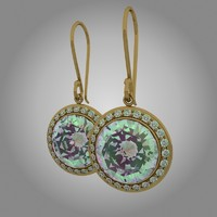 earring ring 3d model