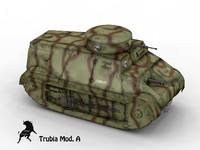 Trubia  Mod A Camfouflage Scheme