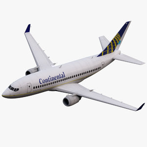 boeing 737 800 3d max