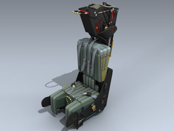 3d model gru7 ejection st rly