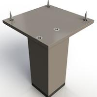 3ds max leg reliance furniture