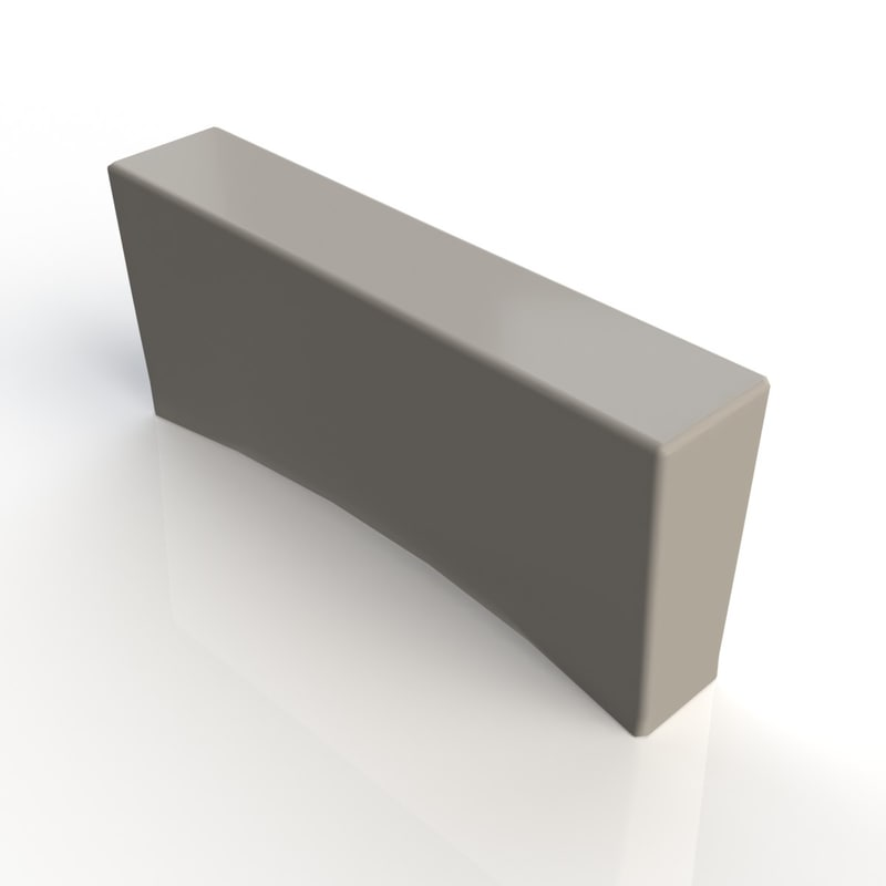 furniture handle 3d max