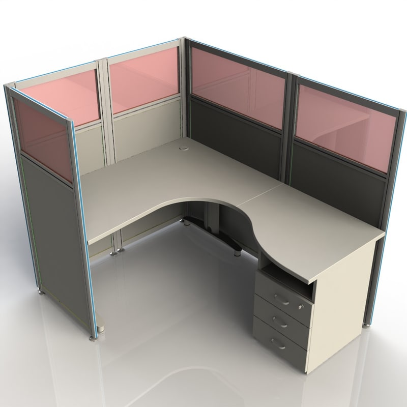 max office computer desk furniture