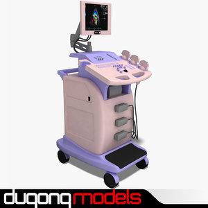 3d dugm04 ultrasound machine