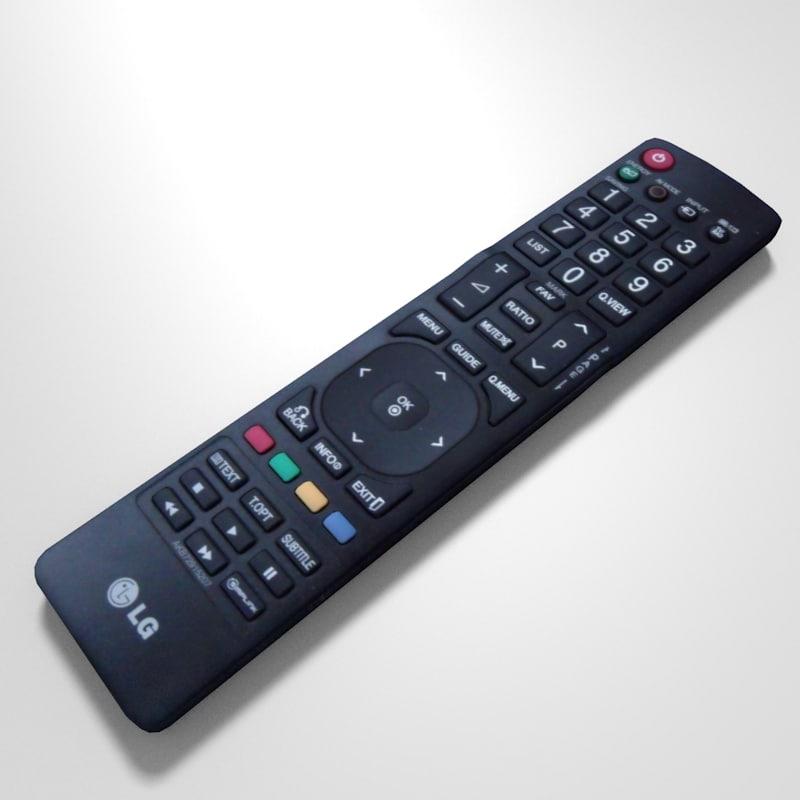 tv remote 3ds