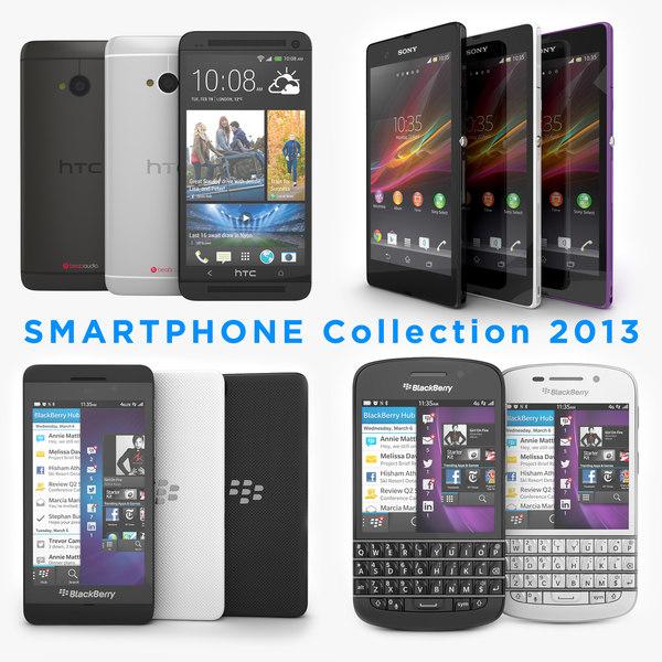 3d smartphone htc 2013 black
