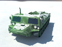 tracked vehicle max