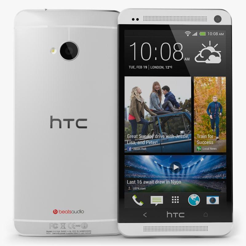 3d model of htc 2013