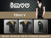 imvu file asset 3d model
