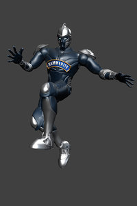 > characters robot droid max free
