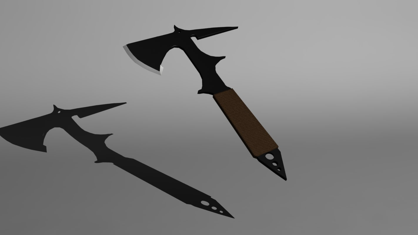 max tomahawk black ronin