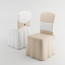 Wedding covered chair