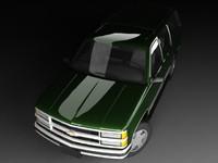 Chevrolet Tahoe Mk1