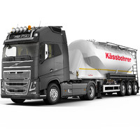 VOLVO FH16 (2013) Cement Trailer