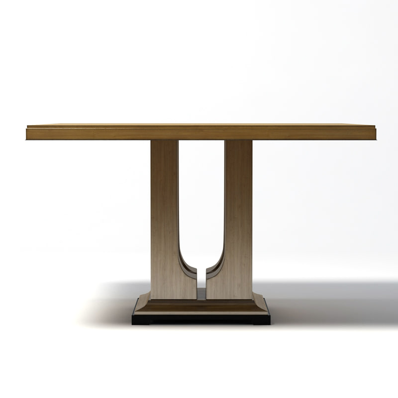 donghia - laurent dining table