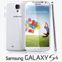 3d c4d samsung galaxy s4