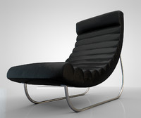 chair sofa c4d